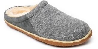 Minnetonka Women's Slip-On Clog Slippers - Tahoe