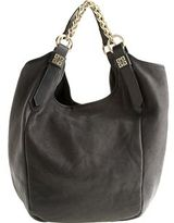 Sacca Chain Handle Bag- Black