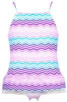 Cupid Girl Toddler Ziggy Skirted One Piece
