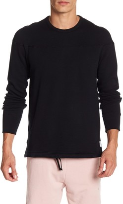 Reigning Champ Double Knit Crew Neck Sweater