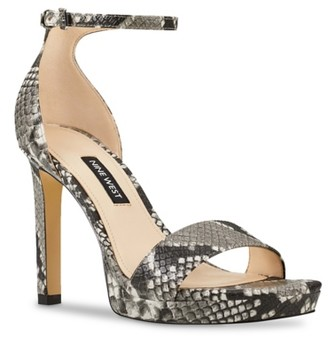 Nine West Edyn Platform Sandal