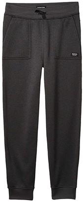 Burton Oak Pants (Little Kids/Big Kids) (True Black Heather) Girl's Dress Pants