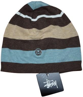 Stussy Multicolour Cotton Hats & pull on hats