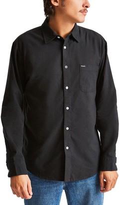 Brixton Charter Oxford Long-Sleeve Woven Shirt - Men's