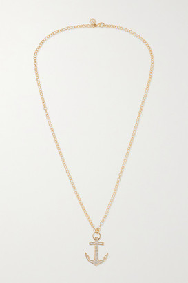 Sydney Evan 14-karat Gold Diamond Necklace - one size