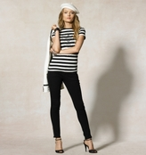 Danal Slim Striped Tee