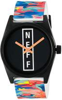 Neff Men's Thunder Tropic Daily Wild Watch