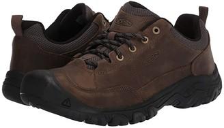 Keen Targhee III Oxford (Black/Magnet) Men's Shoes
