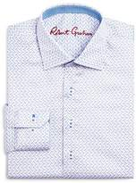 Robert Graham Boys' Floral-Print Dress Shirt - Big Kid