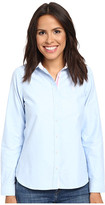 U.S. Polo Assn. Long Sleeve Solid Oxford Shirt