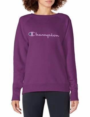 Champion Womens Crewneck Sweatshirt