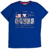 GUESS Short-Sleeve Logo Tee (8-18)
