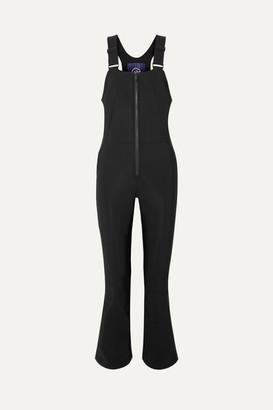 Fusalp Badia Stretch Ski Suit - Black
