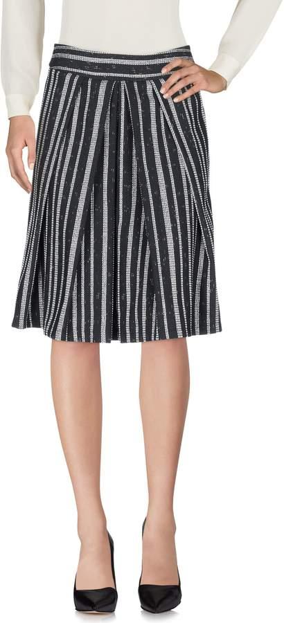 Vicolo Knee length skirts - Item 35330067