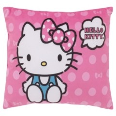 NoJo Hello Kitty Fleece Toddler Pillow Bedding