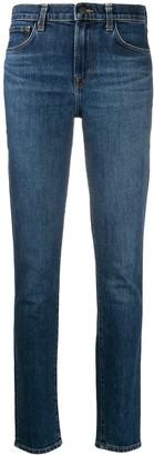 J Brand Cotton Blend Skinny Jeans