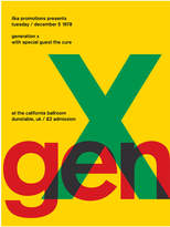 Swissted Generation X (Poster Print)