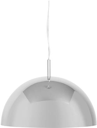 Ideal Home Armina Dome Mirror Pendant Light