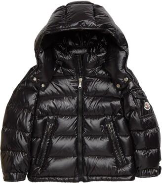 Moncler Maya Water Resistant Down Hooded Puffer Jacket