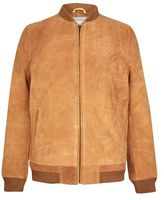 Burton Burton Bellfield Brown Suede Jacket*