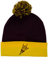 Top of the World Arizona State Sun Devils 2-Tone Pom Knit Hat