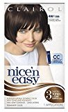Clairol Nice 'N Easy Hair Color 120b Natural Dark Caramel Brown 1 Kit by
