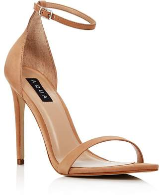 Aqua Women's Siri High-Heel Sandals - 100% Exclusive