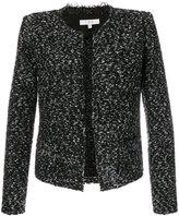 IRO Cof jacket - women - Acrylic/Polyester/Wool - 36