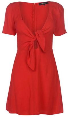 Firetrap Blackseal Knot Dress