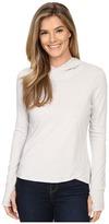 Spyder Close Hoodie Top Women's Long Sleeve Pullover