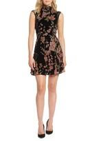 Elliatt Women's Salon Velvet Minidress