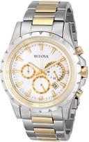 Bulova Men's Marine Star Chronograph Watch 98B014
