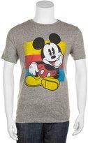 Men's Disney's Mickey Mouse Sitting Tee