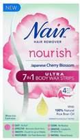 Nair Cherry Blossom Body Wax Strips 20