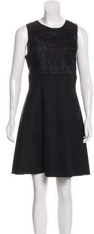 Christian Dior Silk Mini Dress