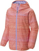 Columbia Colubia Girls Pixel Grabber II Wind Jacket
