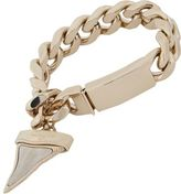 Givenchy Shark Tooth Pendant Bracelet