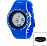 Everlast Blue Heart Rate Watch