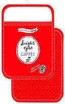 Kate Spade Bright Eyes Coffee Pot Holder