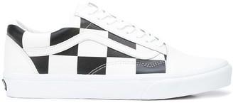 Vans Old Skool checkerboard trainers