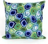 Liora Manné Visions III Murano Swirl Indoor Outdoor Throw Pillow