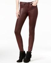 Jessica Simpson Metallic Skinny Jeans