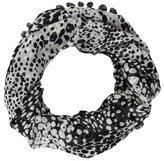 Diane von Furstenberg Silk-Blend Infinity Scarf