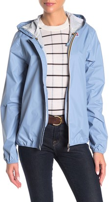 K-Way Jack Lightweight Hooded Jacket