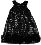 Biscotti Girls 2-6x Sequined Sleeveless Dress