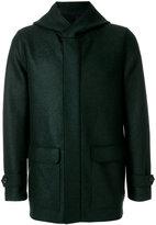 Harris Wharf London - parka jacket - men - Polyester/Virgin Wool - 48
