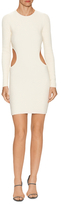 Ronny Kobo Noa Cut Out Sheath Dress