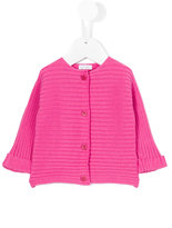 Il Gufo ribbed cardigan - kids - Cotton - 18 mth