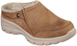 Skechers Womens Easy Going Latte Slip-On Shoe