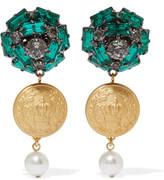 Dolce & Gabbana Gold-tone
